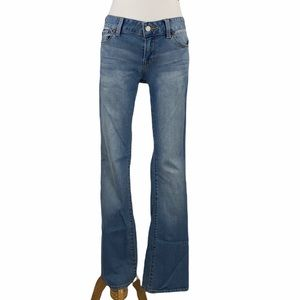 Lucky Brand Lola Boot Light Wash Bootcut Jeans